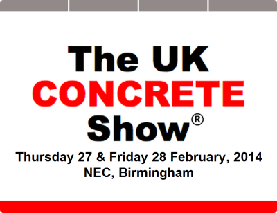 TimeBureau Time & Attendance at the UK Concrete Show 2014